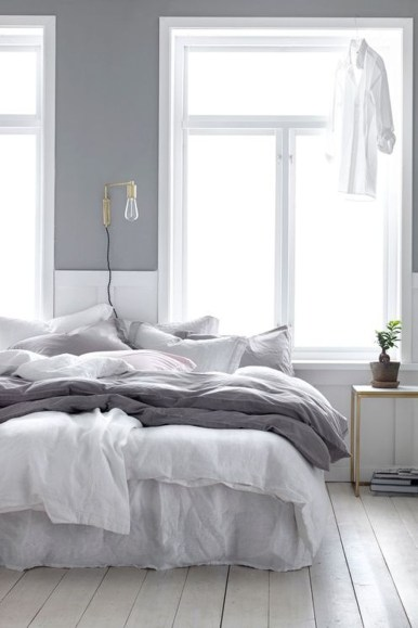 Cozy Minimalist Bedroom Design Trends Ideas 13