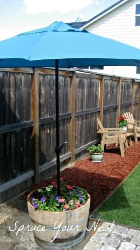 Creative DIY Patio Gardens Ideas On A Budget 36