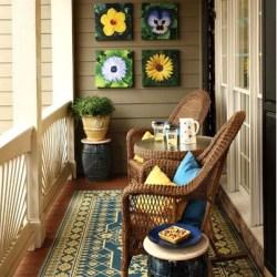 Creative Diy Small Apartment Balcony Garden Ideas 04