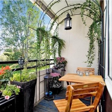Creative Diy Small Apartment Balcony Garden Ideas 15