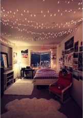 Efficient Dorm Room Organization Decor Ideas 28