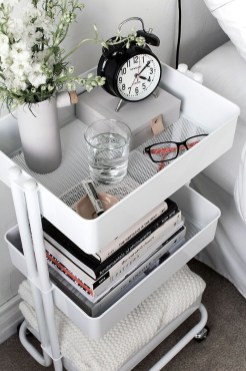 Efficient Dorm Room Organization Decor Ideas 39