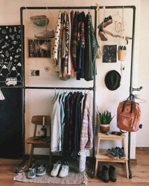 Efficient Dorm Room Organization Decor Ideas 42