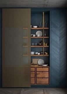 Elegant And Modern Kitchen Cabinet Design Ideas 07