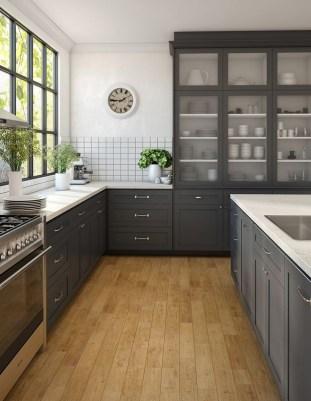 Elegant And Modern Kitchen Cabinet Design Ideas 25