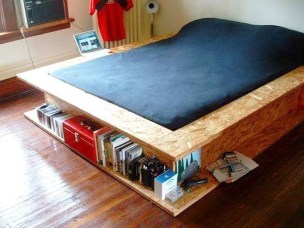 Genius Dorm Room Space Saving Storage Ideas 06