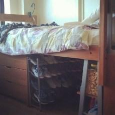 Genius Dorm Room Space Saving Storage Ideas 08