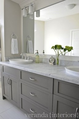 Gorgeous Bathroom Vanity Mirror Design Ideas 08