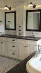 Gorgeous Bathroom Vanity Mirror Design Ideas 16