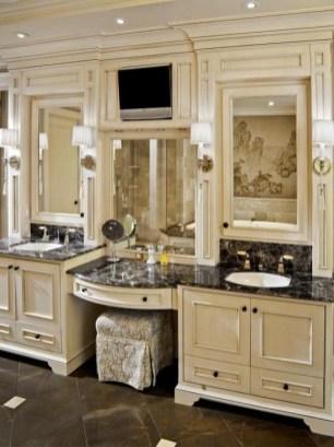 Gorgeous Bathroom Vanity Mirror Design Ideas 19