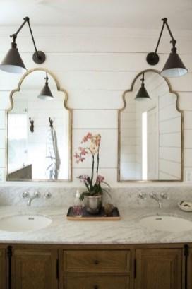 Gorgeous Bathroom Vanity Mirror Design Ideas 20