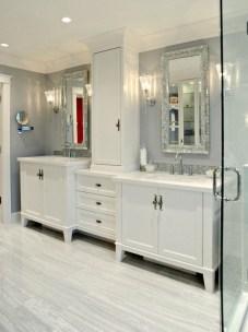 Gorgeous Bathroom Vanity Mirror Design Ideas 25
