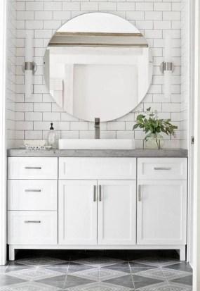 Gorgeous Bathroom Vanity Mirror Design Ideas 29