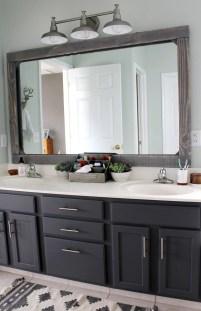 Gorgeous Bathroom Vanity Mirror Design Ideas 36