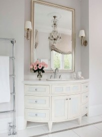 Gorgeous Bathroom Vanity Mirror Design Ideas 45