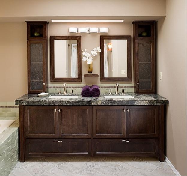Gorgeous Bathroom Vanity Mirror Design Ideas 47