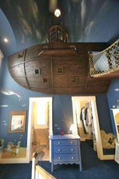 Gorgeous Bedroom Design Decor Ideas For Kids 48