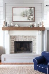 Inspiring Corner Fireplace Ideas In The Living Room 37
