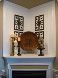 Inspiring Corner Fireplace Ideas In The Living Room 38