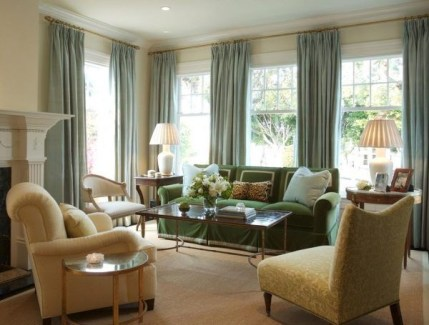 Modern Curtain Designs For Living Room 03
