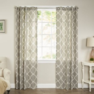 Modern Curtain Designs For Living Room 15