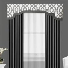 Modern Curtain Designs For Living Room 32