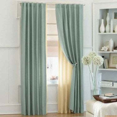 Modern Curtain Designs For Living Room 36