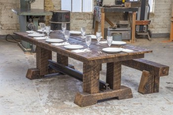 Modern Diy Wooden Dining Tables Ideas 10
