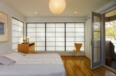 Modern But Simple Japanese Styled Bedroom Design Ideas 10