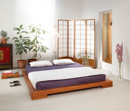 Modern But Simple Japanese Styled Bedroom Design Ideas 11