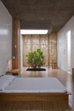 Modern But Simple Japanese Styled Bedroom Design Ideas 28