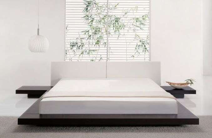 Modern But Simple Japanese Styled Bedroom Design Ideas 37