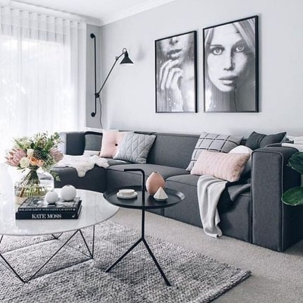 Most Popular Interior Design Ideas For Living Room 06