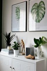 Relaxing Green Office Décor Ideas 31
