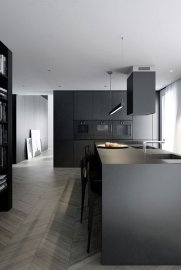 Relaxing Minimalist Kitchen Design Ideas 01