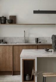 Relaxing Minimalist Kitchen Design Ideas 21