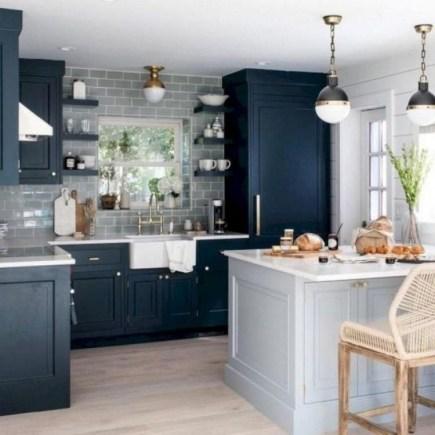 Relaxing Minimalist Kitchen Design Ideas 26