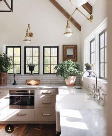 Relaxing Minimalist Kitchen Design Ideas 28
