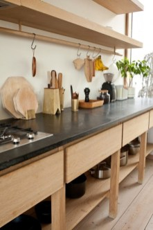 Relaxing Minimalist Kitchen Design Ideas 34