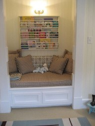 Simple Diy Book Nook Ideas For Kids 04