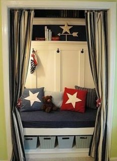 Simple Diy Book Nook Ideas For Kids 19