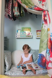 Simple Diy Book Nook Ideas For Kids 20