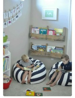 Simple Diy Book Nook Ideas For Kids 22