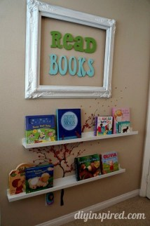 Simple Diy Book Nook Ideas For Kids 26