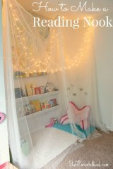 Simple Diy Book Nook Ideas For Kids 36