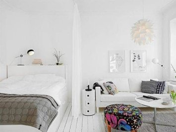 Simple Small Apartement Decorating Ideas 31