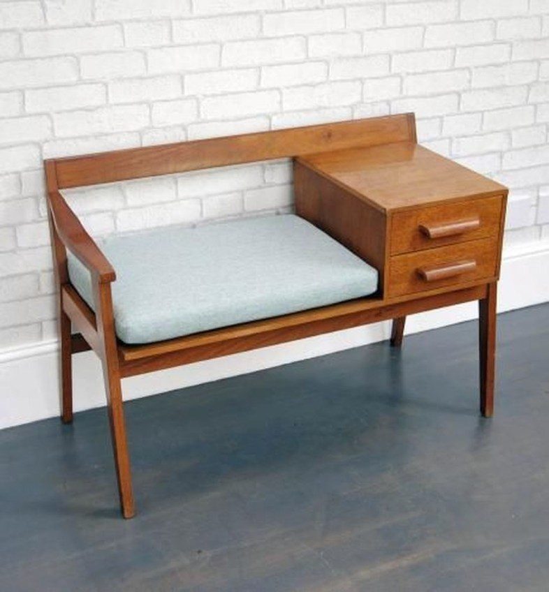 Stunning Mid Century Furniture Ideas To Makes Your Room Have Vintage Touch 18