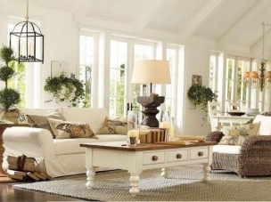 Totally Inspiring Modern Farmhouse Living Room Design Ideas 04