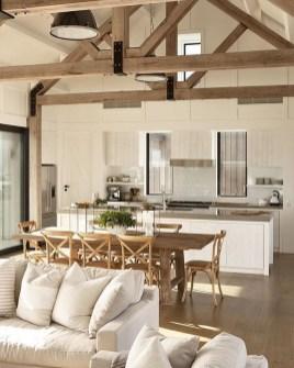 Totally Inspiring Modern Farmhouse Living Room Design Ideas 24