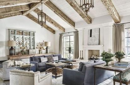 Totally Inspiring Modern Farmhouse Living Room Design Ideas 40